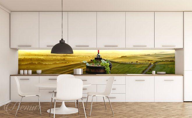 Fototapeten für die Küche, Küchenfototapeten – Demur