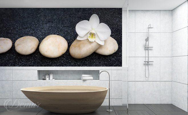 Fototapeten für Badezimmer, Badezimmer – Demur