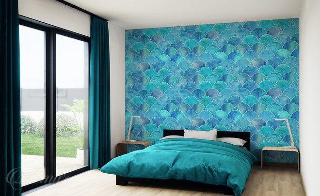 Tapeten für Schlafzimmer • Demur®