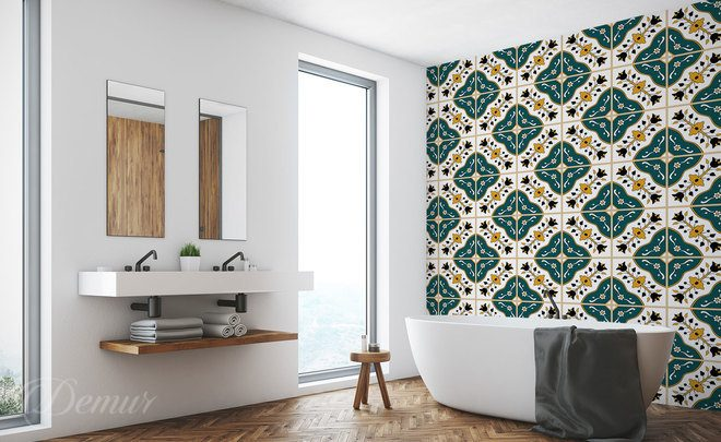 Tapeten für Badezimmer • Demur®