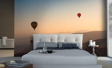 Schlafzimmerfototapeten – Demur